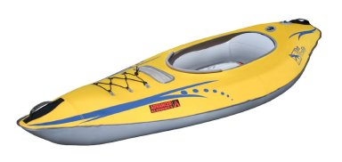 Advanced Elements FireFly Infltable Kayak Review