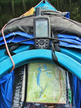 GPS for Kayak