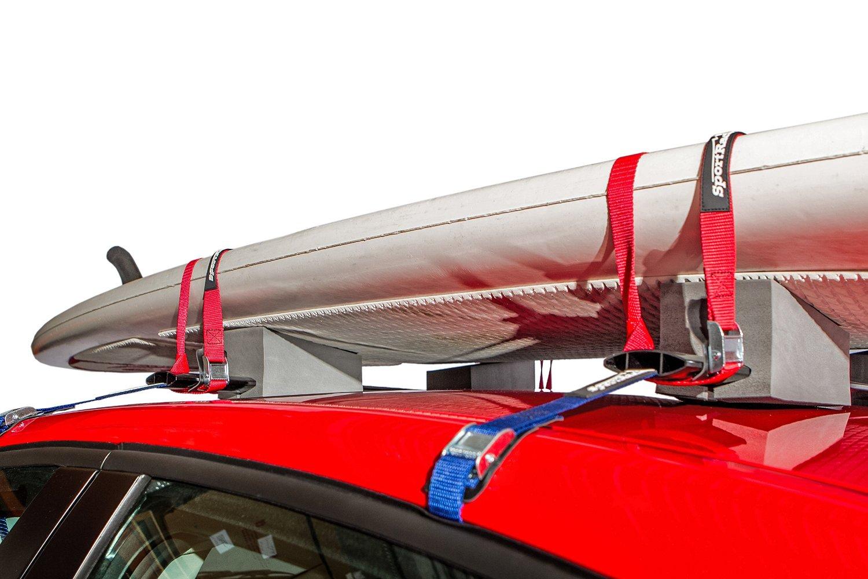 Foam Kayak Roof Rack