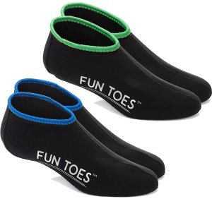 FUN TOES 2.5mm Neoprene Socks