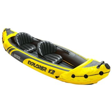 Intex Explorer K2 Kayak Review