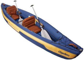 Sevylor Ogden 2 Person Canoe Review