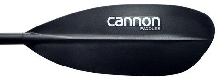 Cannon Paddles Escape E Series Kayak Paddle with Reinforced Polymer Blades