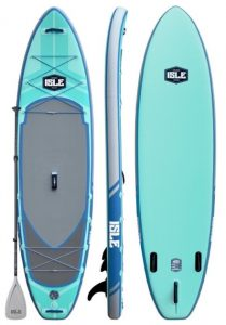 ISLE Airtech Explorer Inflatable Stand Up Paddle Board