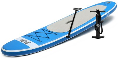 Ten Toes 10' Weekender Inflatable Stand Up Paddle Board with paddle and pump