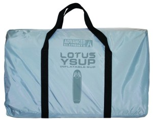 Advanced Elements Lotus YSUP carry bag for inflatable SUP