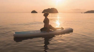 Zray YG6 perfect Eva deck for yoga sup paddle board