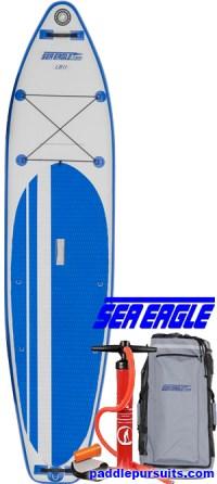 Sea Eagle LB11 Inflatable standup paddleboard