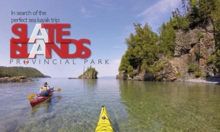 Slate Islands Provincial Park, Ontario, Canada