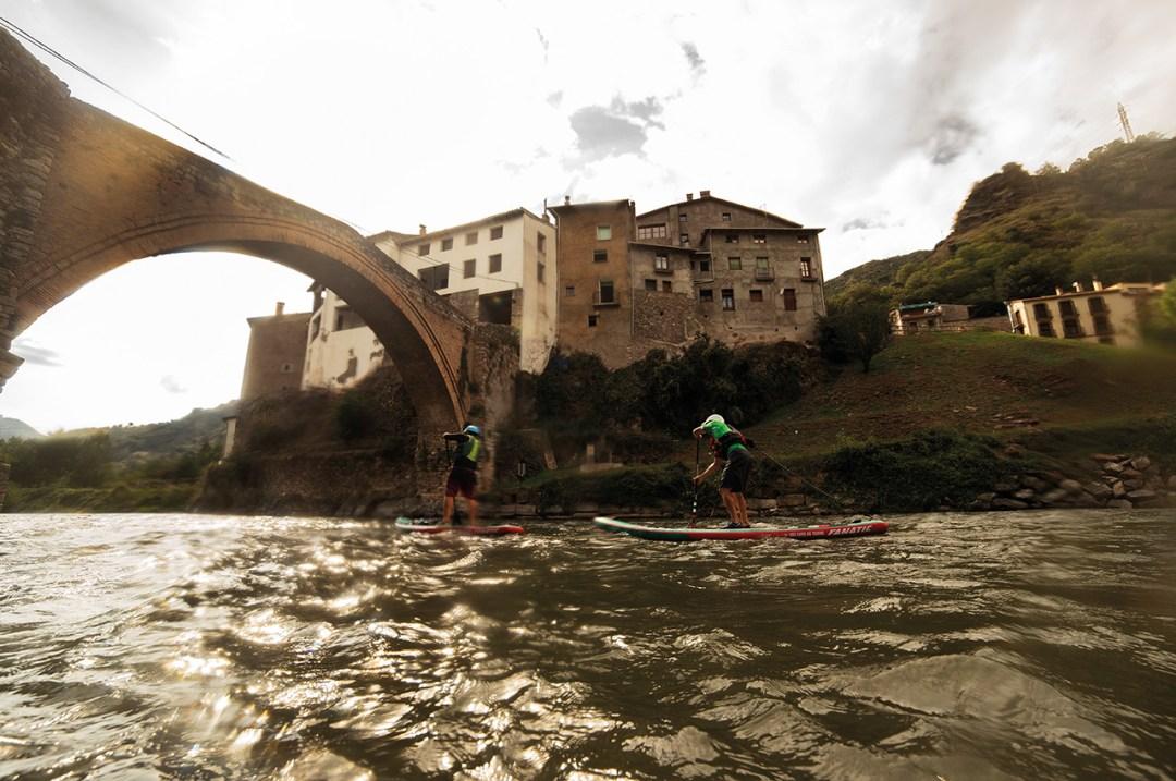 Spanish Pyrenees SUP