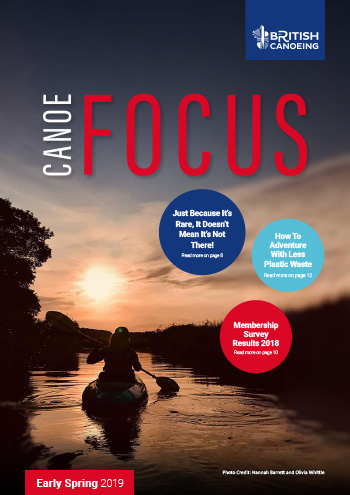 Canoe Focus Early Spring 2019