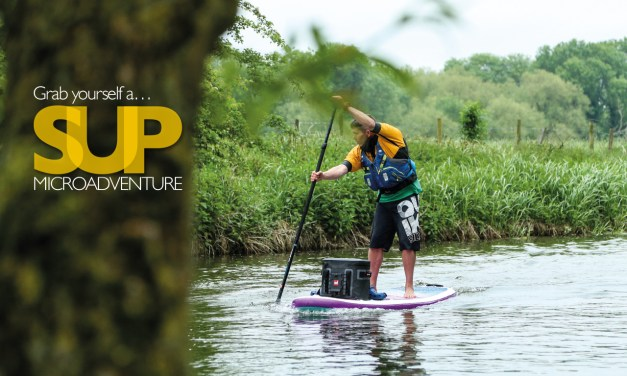 Grab yourself a… SUP microadventure
