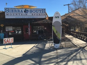 Front of Sierra South Store | Fall 2015