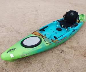 Jackson Kayak | Cruise 12 | Mystery | Fishing Kayak