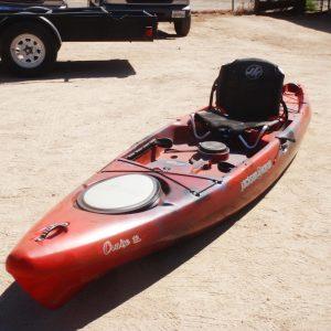 Jackson Kayak | Cruise 12 | Rockfish | Fishing Kayak