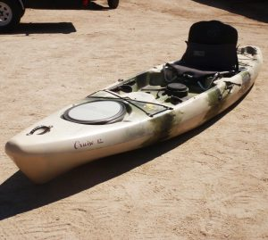 Jackson Kayak | Cruise 12 | Forest | Fishing Kayak