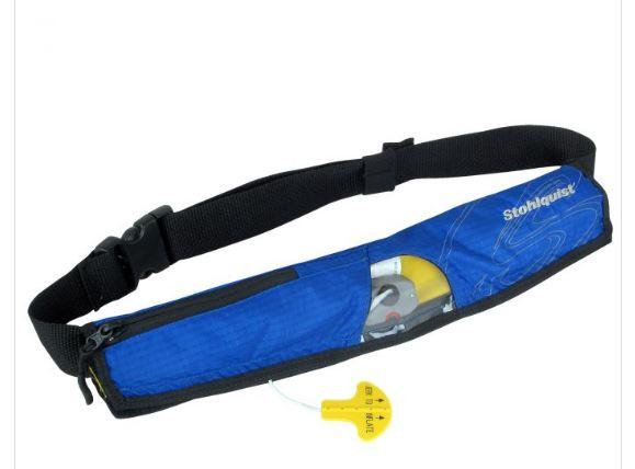 Stohlquist Contour Inflatable PFD | Blue