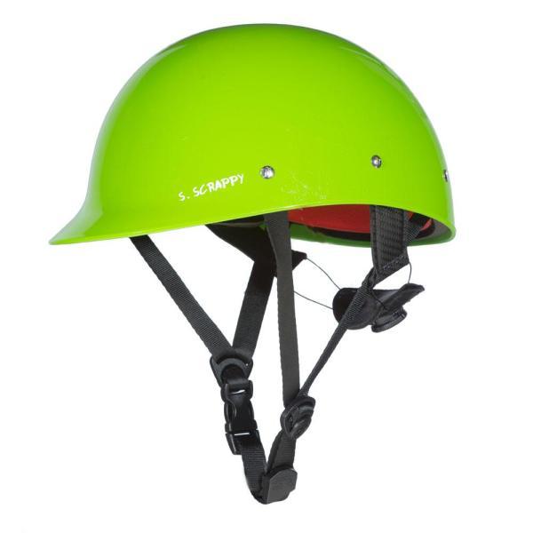 Shred Ready | Super Scrappy Helmet | Green