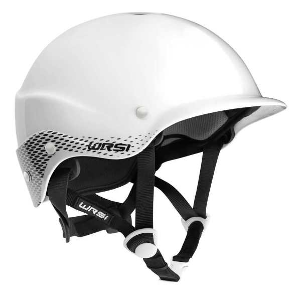 Unisex 2019 WRSI Current Helmet | Ghost White | Side View