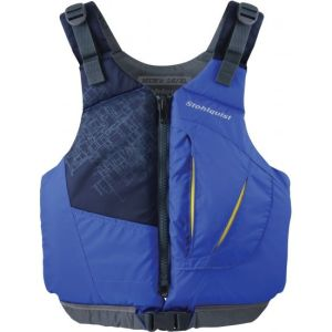 Stohlquist Men's Escape PFD | Blue | Front View