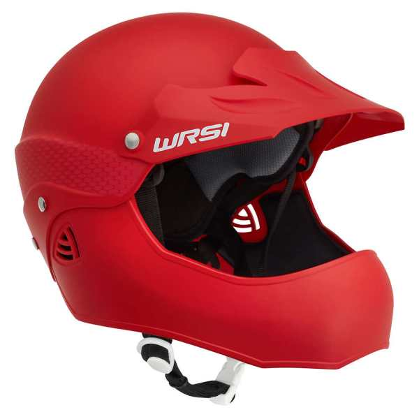 WRSI Moment Helmet | Full Face | Red