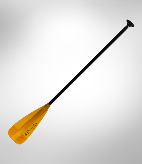 Werner Session Stand Up Paddle | Yellow | Full Paddle