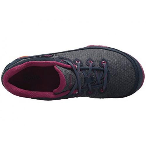 Women's Ahnu by Teva Sugarpine II Waterproof Hiking Shoe   Insignia Blue   Top View
