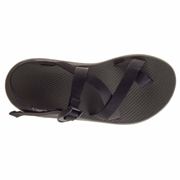 Men's Chaco ZCloud 2 Sandal | Black | Top View