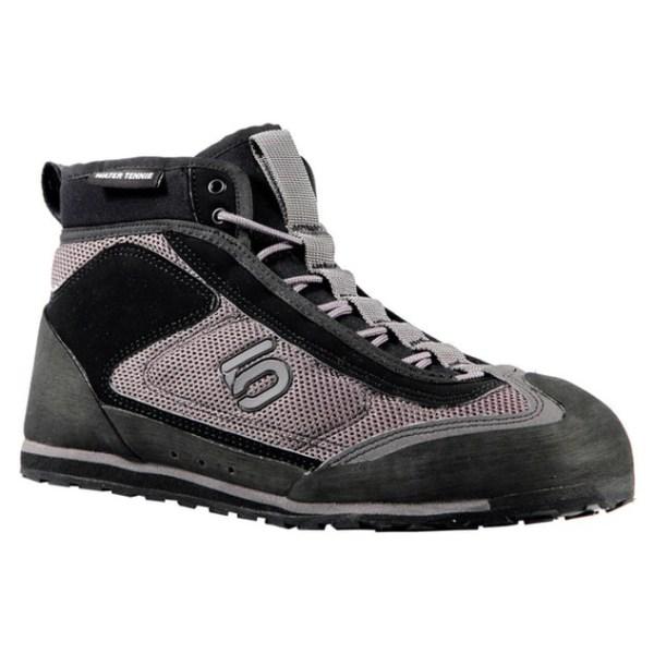 Men's Five Ten Water Tennie Shoe | Black | Side View