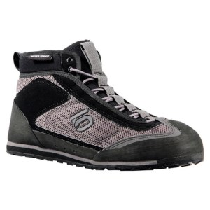 Men's Five Ten Water Tennie Shoe | Black | Side View