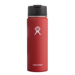 Hydro Flask Coffee Flask 20 Ounce Bottle | Lava