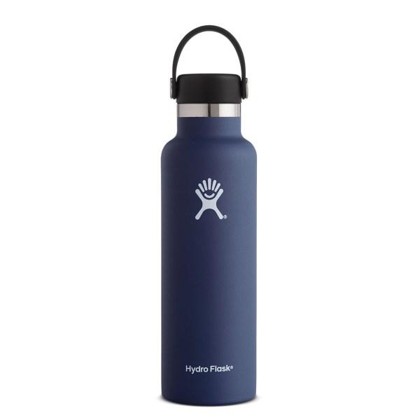 Hydro Flask Standard Mouth 21 Ounce Water Bottle | Cobalt