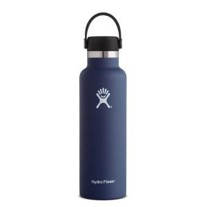 Hydro Flask Standard Mouth 21 Ounce Water Bottle | Cobalt
