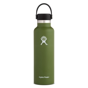 Hydro Flask Standard Mouth 21 Ounce Water Bottle | Olive