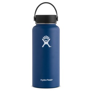 Hydro Flask Wide Mouth 32 Ounce Bottle | Cobalt
