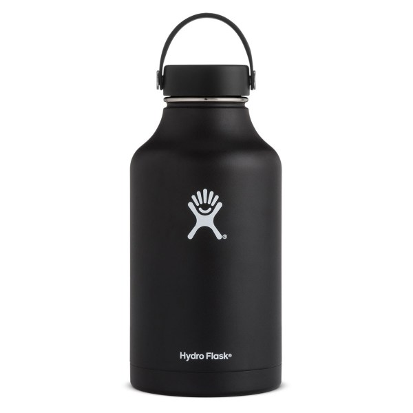 Hydro Flask Wide Mouth 64 Ounce Bottle | Black