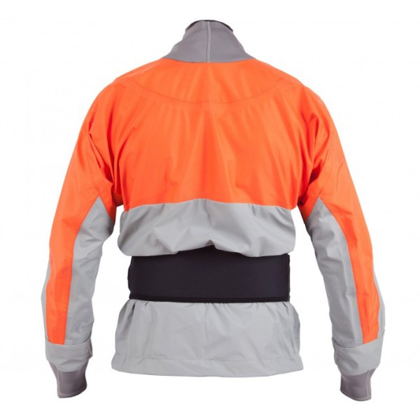 Unisex Kokatat Hydrus 3.0 Stoke Drytop   Tangerine   Back View