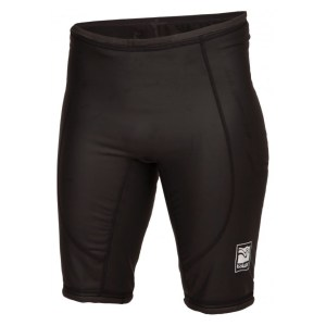Unisex Kokatat SurfSkin Short | Black | Front View