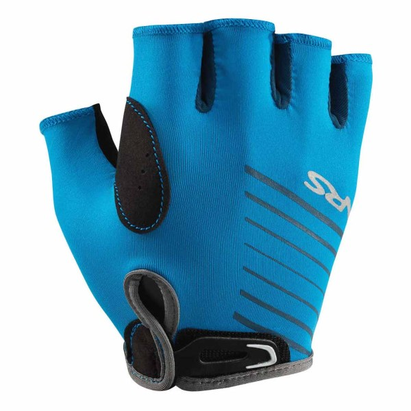 Unisex NRS Boater's Gloves | Blue Black