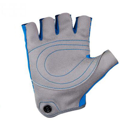 Unisex NRS Boater's Gloves | Blue Grey | Palm View