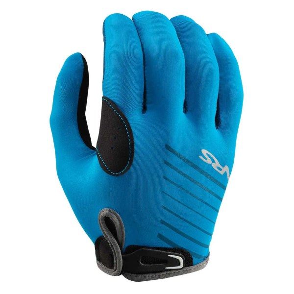 Unisex NRS Cove Gloves | Blue Black
