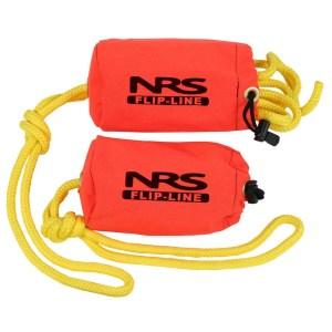 NRS Flip Line Bag Pair | Orange