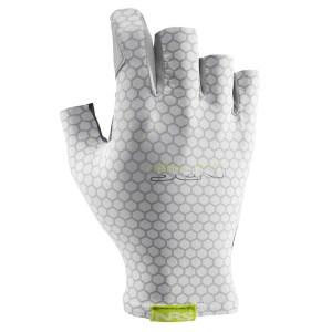 Unisex NRS Skelton Gloves | White