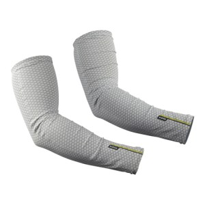 Unisex NRS H2Ozone Sun Sleeves | White | Pair