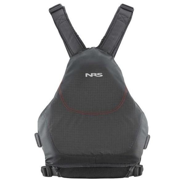 Unisex NRS Ninja PFD | Charcoal | Back View