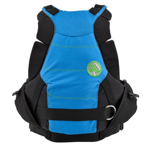 Unisex Astral GreenJacket PFD | Deep Water Blue | Back View