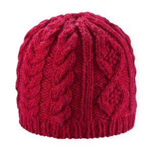 Women's Pistil Riley Beanie   Red