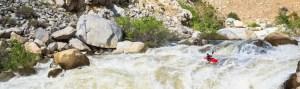 Kayak on the Kern