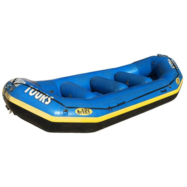 Used NRS 13ft Raft   KRTMA
