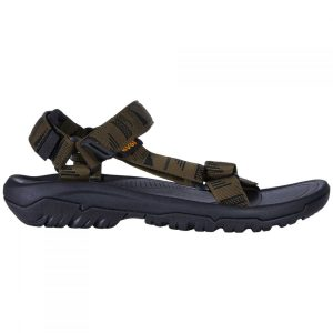Teva Men's Hurricane XLT2 | Chara Dark Olive | Side View